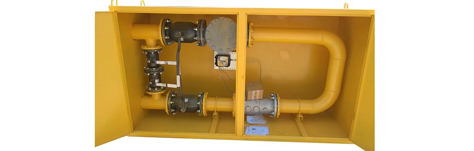 шкафные узлы учета расхода газа шуург